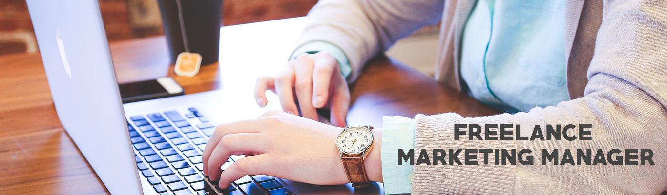 Freelance Marketing Manager